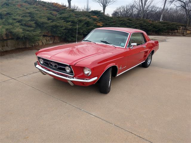 1967 Ford Mustang (CC-1447820) for sale in BENTON, Kansas
