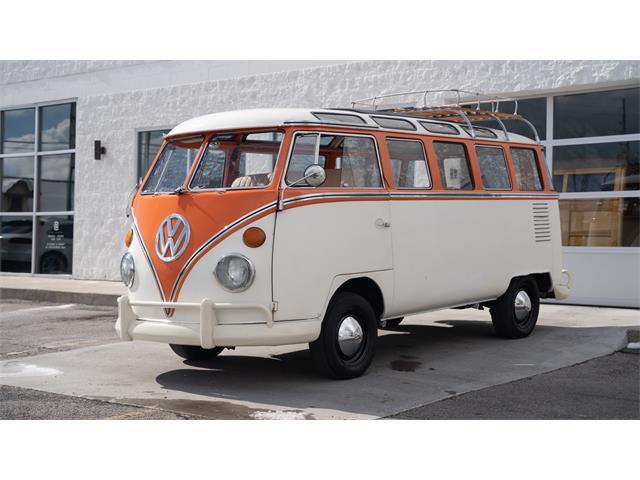 1965 Volkswagen Bus (CC-1447821) for sale in Salt Lake City, Utah
