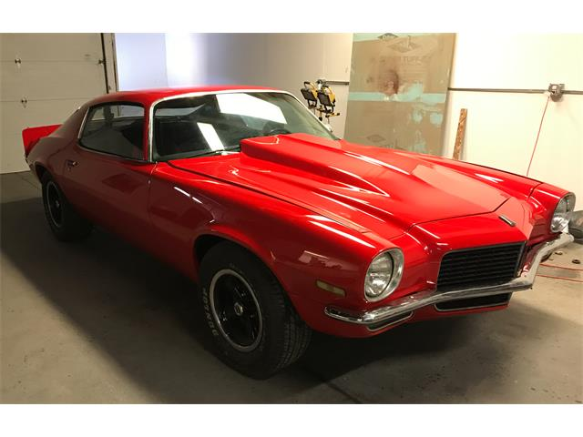 1972 Chevrolet Camaro (CC-1447825) for sale in Fort Ann, New York