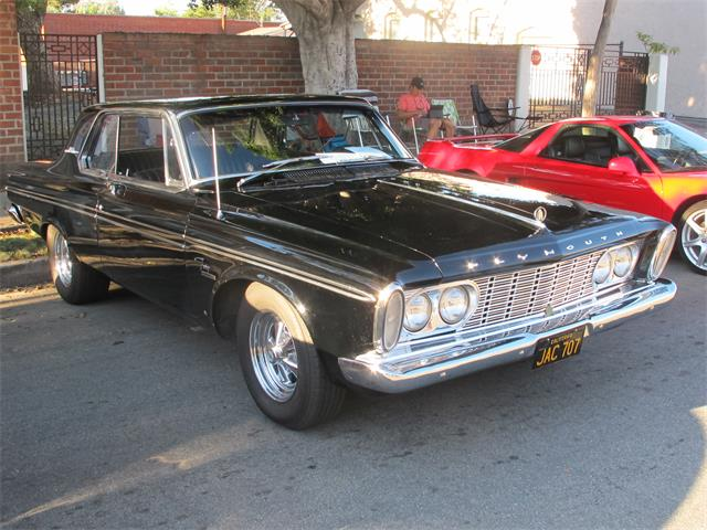 1963 Plymouth Fury (CC-1447827) for sale in Burbank, California