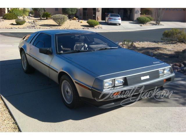 1983 DeLorean DMC-12 (CC-1447841) for sale in Scottsdale, Arizona