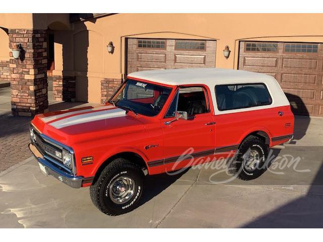 1969 Chevrolet Blazer (CC-1447844) for sale in Scottsdale, Arizona