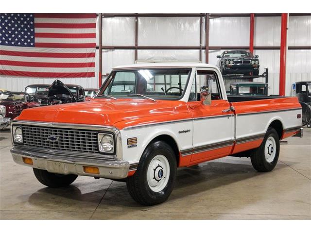 1971 Chevrolet CST 20 (CC-1447847) for sale in Kentwood, Michigan