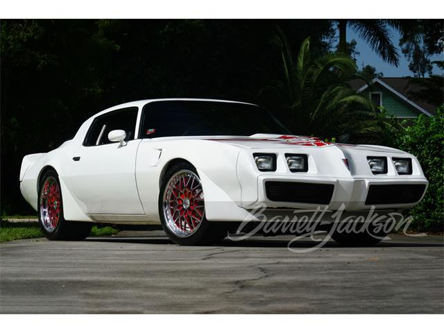 1981 Pontiac Firebird Trans Am (CC-1447851) for sale in Scottsdale, Arizona