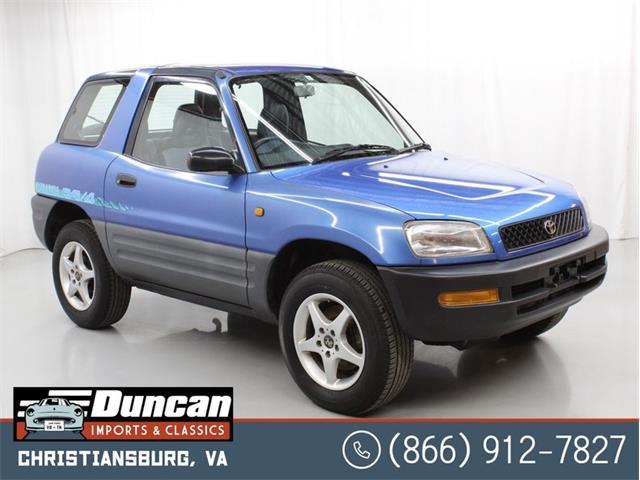 1994 Toyota Rav4 (CC-1447853) for sale in Christiansburg, Virginia