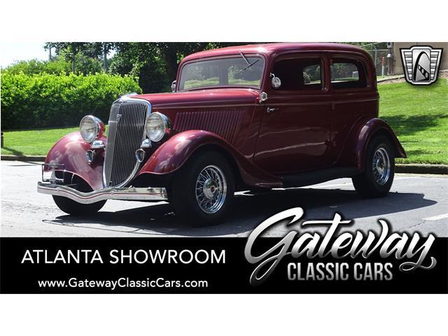 1934 Ford Tudor (CC-1447865) for sale in O'Fallon, Illinois