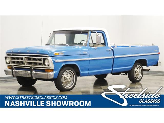 1971 Ford F100 (CC-1447867) for sale in Lavergne, Tennessee