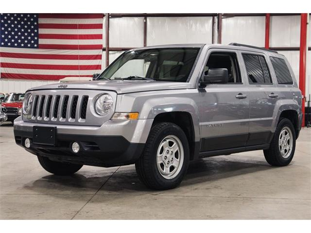 2015 Jeep Patriot (CC-1447873) for sale in Kentwood, Michigan