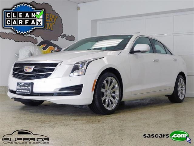 2017 Cadillac ATS (CC-1447879) for sale in Hamburg, New York