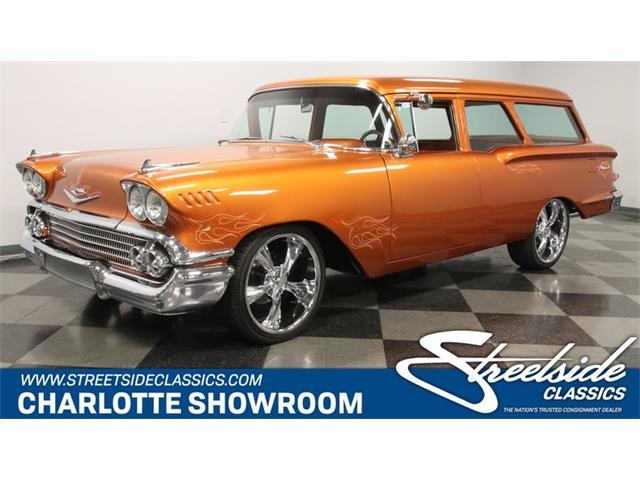 1958 Chevrolet Nomad (CC-1447882) for sale in Concord, North Carolina
