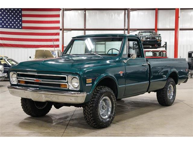 1968 Chevrolet K-10 (CC-1447883) for sale in Kentwood, Michigan