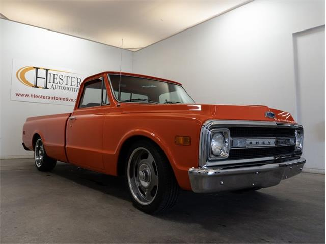1970 Chevrolet C10 (CC-1447887) for sale in Greensboro, North Carolina