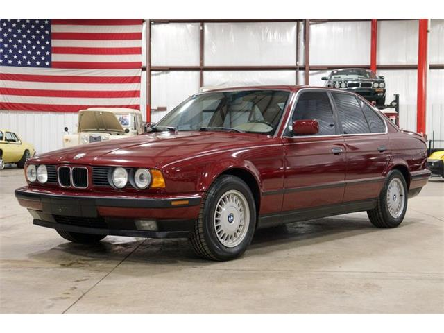 1994 BMW 5 Series (CC-1447890) for sale in Kentwood, Michigan