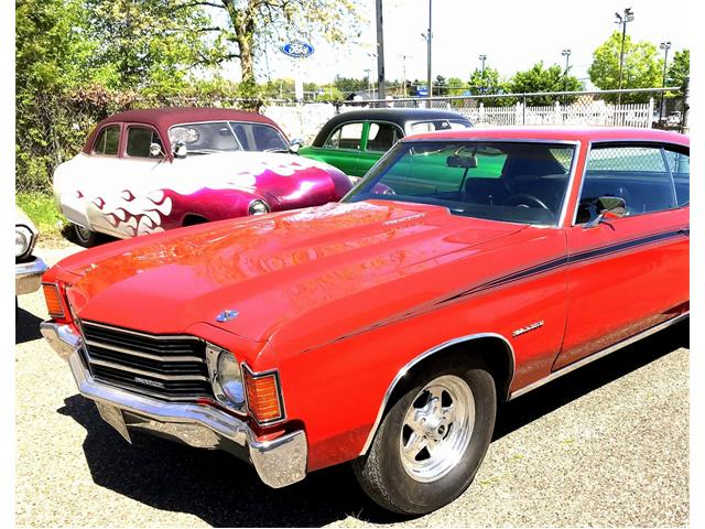 1972 Chevrolet Chevelle (CC-1447893) for sale in Stratford, New Jersey