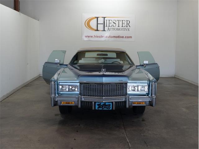 1976 Cadillac Eldorado (CC-1447899) for sale in Greensboro, North Carolina