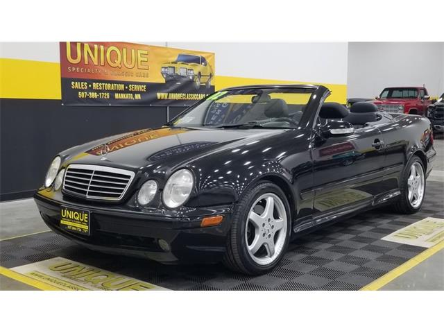 2002 Mercedes-Benz CLK430 (CC-1447914) for sale in Mankato, Minnesota