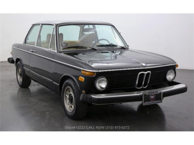 1975 BMW 2002 (CC-1447917) for sale in Beverly Hills, California