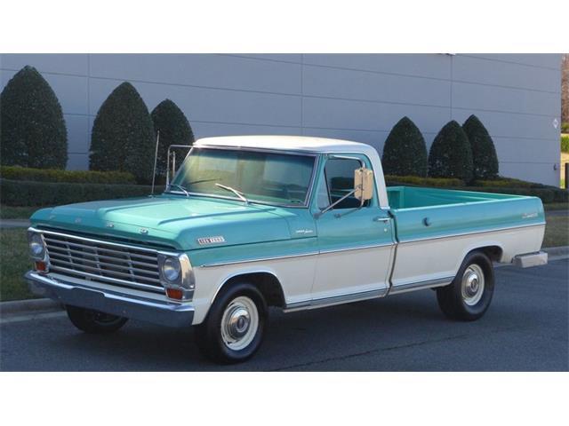 1967 Ford F100 (CC-1447922) for sale in Greensboro, North Carolina