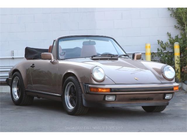 1987 Porsche Carrera (CC-1447925) for sale in Beverly Hills, California