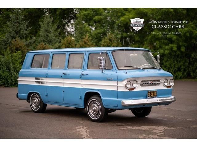 1963 Chevrolet 1 Ton Pickup (CC-1447931) for sale in Milford, Michigan