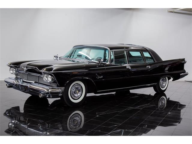 1958 Chrysler Imperial Crown (CC-1447948) for sale in St. Louis, Missouri