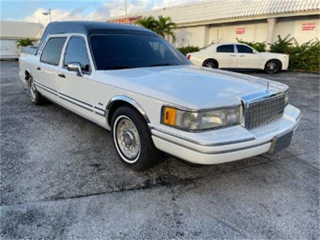 1993 Lincoln Town Car (CC-1447953) for sale in Miami, Florida