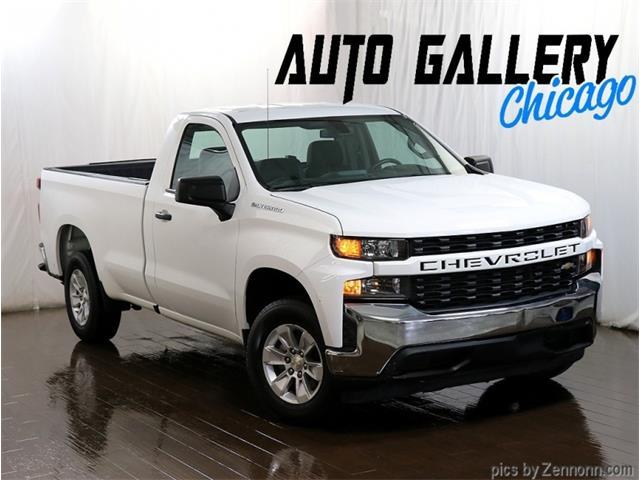 2020 Chevrolet Silverado (CC-1447954) for sale in Addison, Illinois