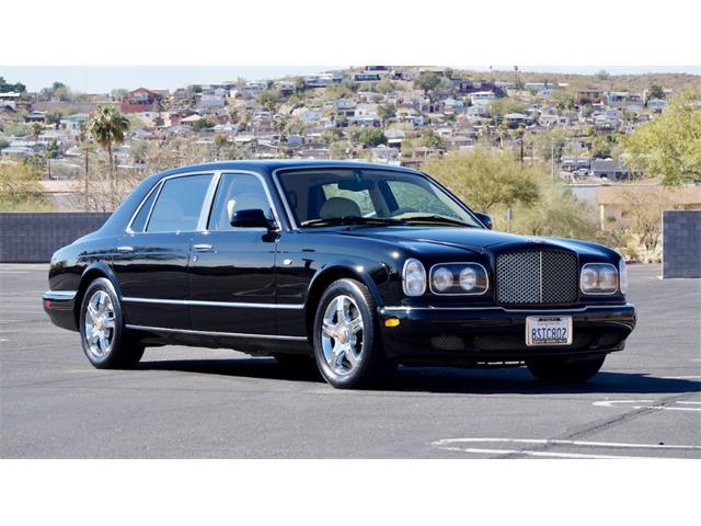 2001 Bentley Arnage (CC-1447964) for sale in Phoenix, Arizona