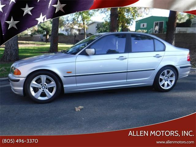 2001 BMW 3 Series (CC-1447965) for sale in Thousand Oaks, California