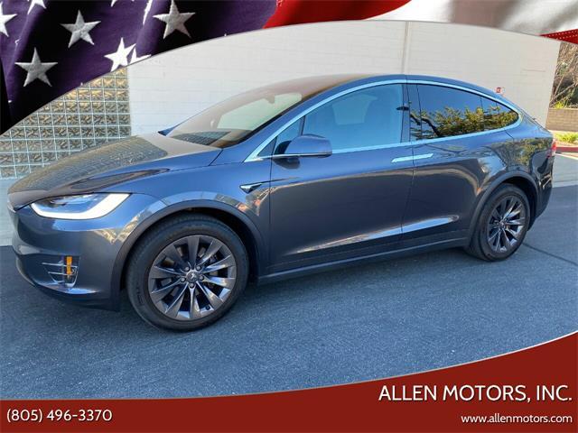 2017 Tesla Model X (CC-1447967) for sale in Thousand Oaks, California