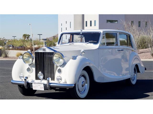 1951 Rolls-Royce Silver Wraith (CC-1447968) for sale in Phoenix, Arizona