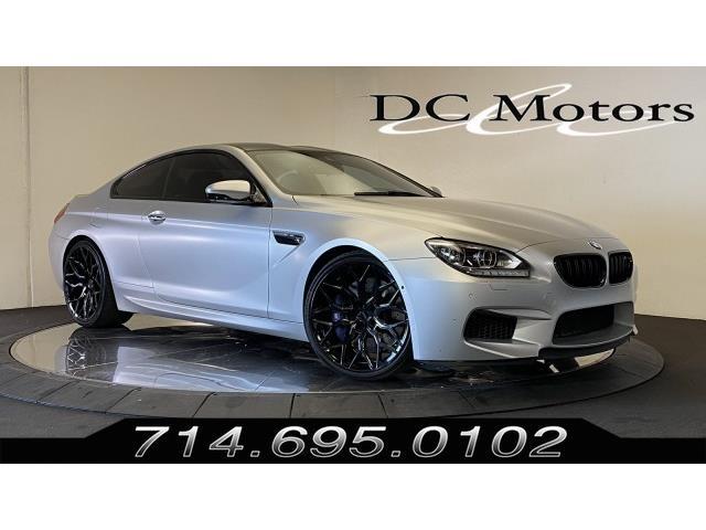 2015 BMW M6 (CC-1447969) for sale in Anaheim, California