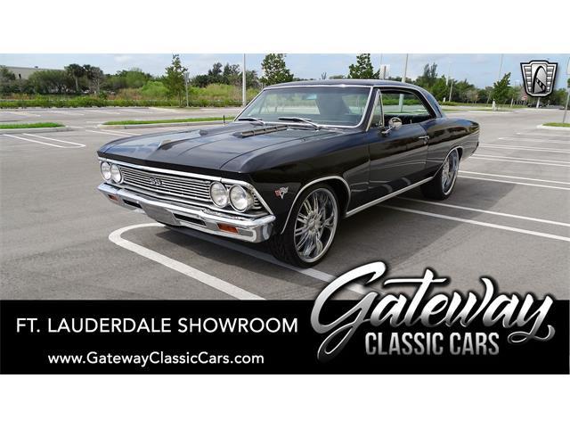 1966 Chevrolet Chevelle (CC-1447972) for sale in O'Fallon, Illinois