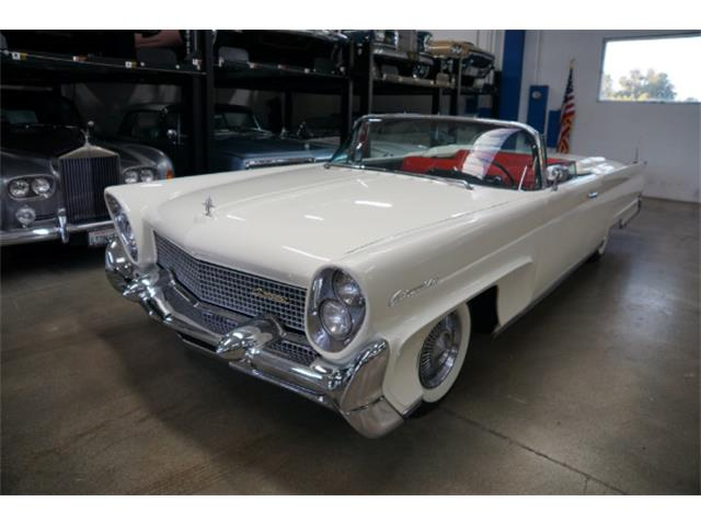 1958 Lincoln Continental Mark III (CC-1447986) for sale in Torrance, California