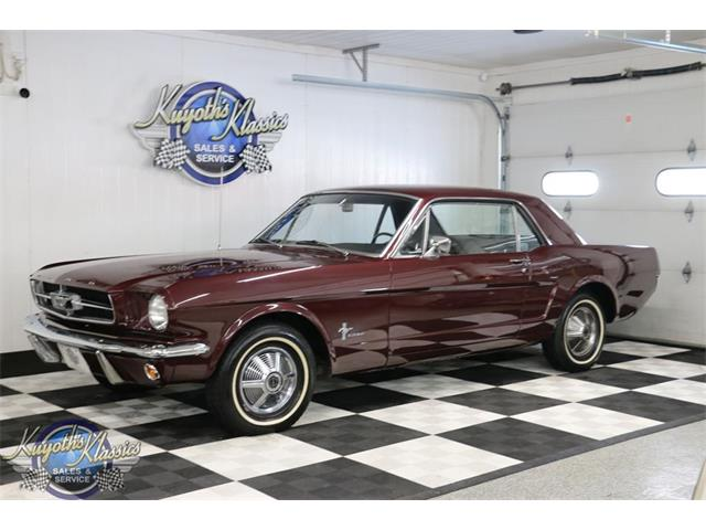 1965 Ford Mustang (CC-1447990) for sale in Stratford, Wisconsin