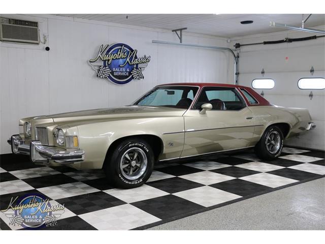 1973 Pontiac Grand Prix (CC-1447992) for sale in Stratford, Wisconsin