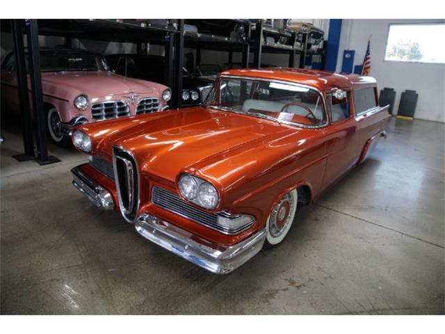 1958 Edsel Roundup (CC-1447993) for sale in Torrance, California