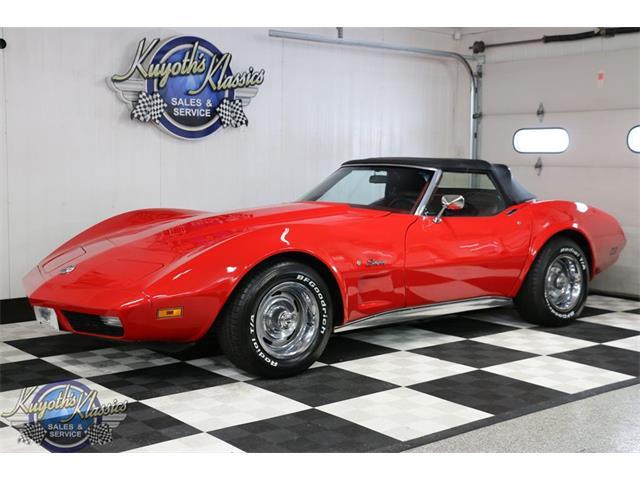 1974 Chevrolet Corvette (CC-1447994) for sale in Stratford, Wisconsin
