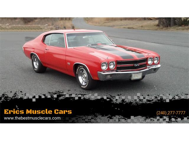 1970 Chevrolet Chevelle SS (CC-1448004) for sale in Clarksburg, Maryland