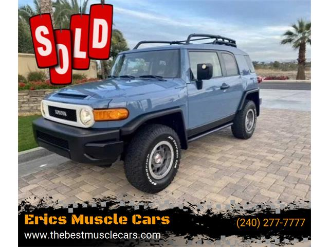 2014 Toyota FJ Cruiser (CC-1448006) for sale in Clarksburg, Maryland