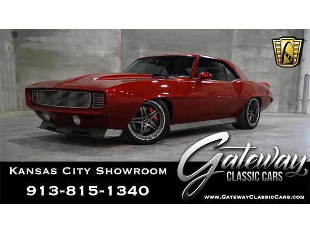 1969 Chevrolet Camaro (CC-1448007) for sale in O'Fallon, Illinois