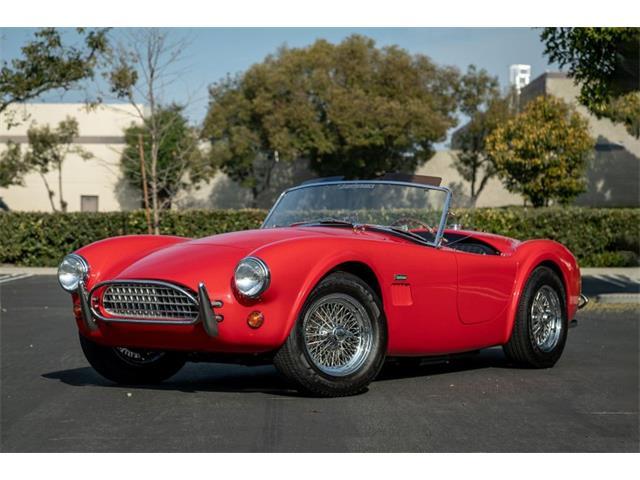 1962 Shelby Cobra (CC-1448010) for sale in Irvine, California