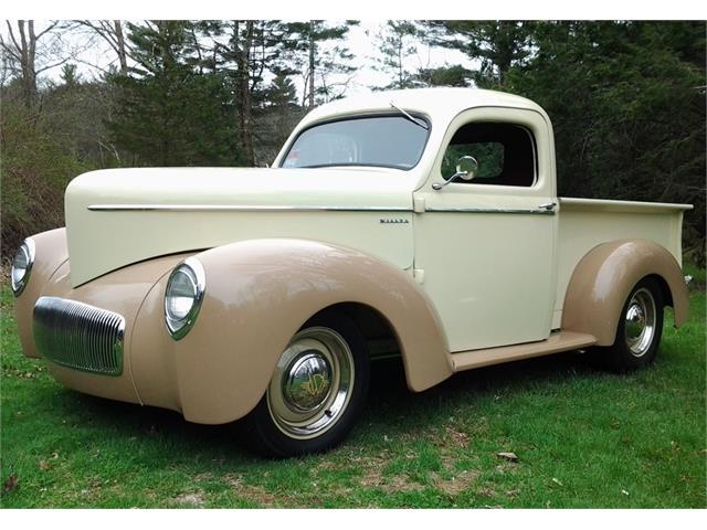 1942 Willys Pickup (CC-1448016) for sale in Hanover, Massachusetts