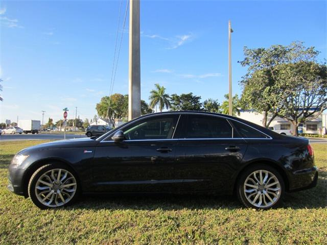 2014 Audi A6 (CC-1448024) for sale in Delray Beach, Florida
