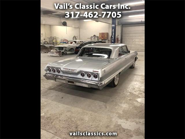 1963 Chevrolet Impala (CC-1448027) for sale in Greenfield, Indiana