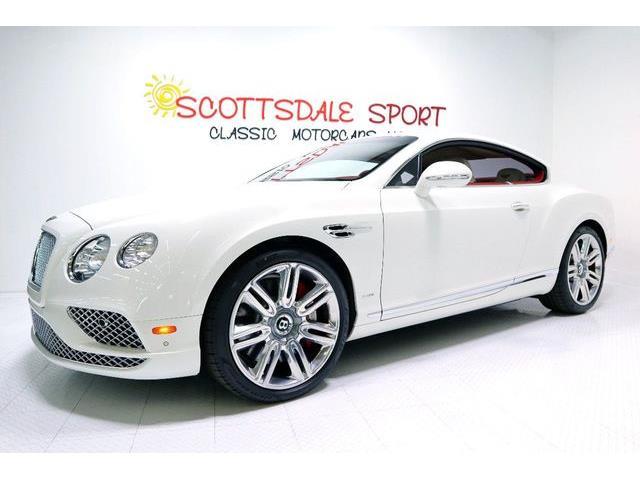 2016 Bentley GT (CC-1448029) for sale in Scottsdale, Arizona