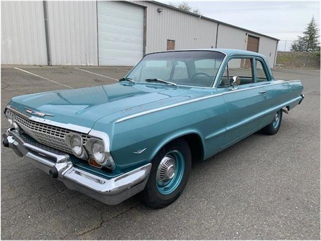 1963 Chevrolet Biscayne (CC-1440805) for sale in Roseville, California