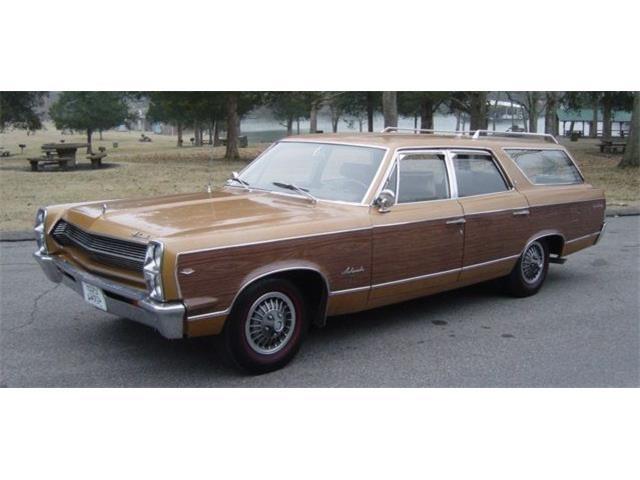 1967 AMC Ambassador (CC-1448057) for sale in Hendersonville, Tennessee