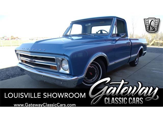 1967 Chevrolet C10 (CC-1448070) for sale in O'Fallon, Illinois