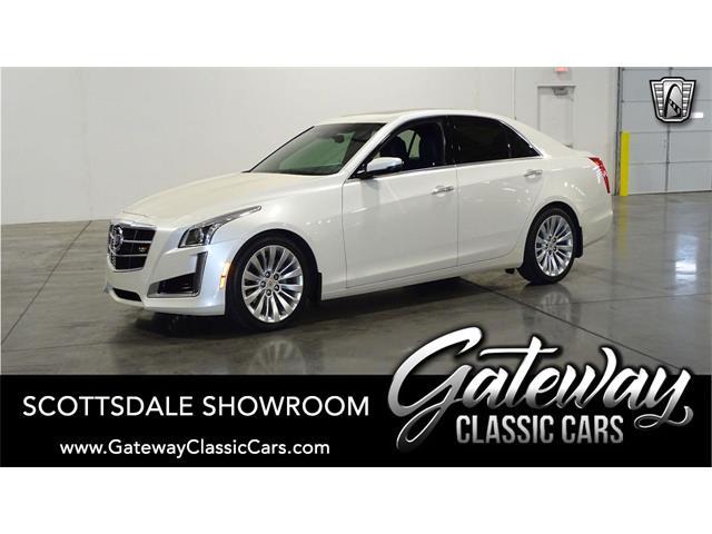 2014 Cadillac CTS (CC-1448084) for sale in O'Fallon, Illinois